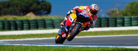 Casey Stoner (Repsol Honda) - Juara Dunia MotoGP 2011