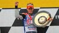 Casey Stoner (Repsol Honda) - MotoGP 2011 World Champion